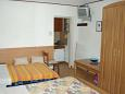 Bedroom - Studio flat AS-7625-b - Apartments Mošćenička Draga (Opatija) - 7625