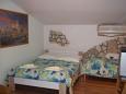 Sveti Martin, Bedroom u smještaju tipa studio-apartment, dostupna klima.