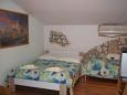 Bedroom - Studio flat AS-7634-a - Apartments Sveti Martin (Središnja Istra) - 7634