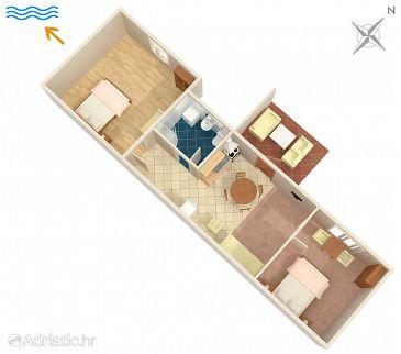 Apartment A-7648-a - Apartments Pula (Pula) - 7648