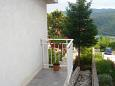 Terrace - Apartment A-7651-c - Apartments Rabac (Labin) - 7651