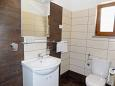 Bathroom - Studio flat AS-7689-c - Apartments Mošćenice (Opatija) - 7689