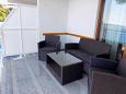 Terrace - Studio flat AS-7689-c - Apartments Mošćenice (Opatija) - 7689