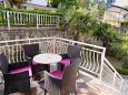 Shared terrace - Studio flat AS-7689-c - Apartments Mošćenice (Opatija) - 7689