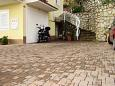 Parking lot Lovran (Opatija) - Accommodation 7712 - Apartments in Croatia.