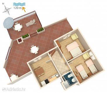 Apartment A-772-b - Apartments Maslinica (Šolta) - 772