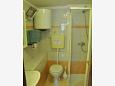 Bathroom - Studio flat AS-7728-b - Apartments Oprić (Opatija) - 7728