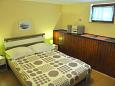 Bedroom - Studio flat AS-7728-b - Apartments Oprić (Opatija) - 7728