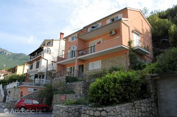 Property Mošćenička Draga (Opatija) - Accommodation 7730 - Apartments near sea with pebble beach.