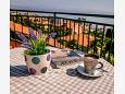 Terrace - view - Studio flat AS-7737-a - Apartments and Rooms Lovran (Opatija) - 7737
