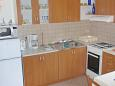 Kitchen - Apartment A-7749-b - Apartments and Rooms Mošćenička Draga (Opatija) - 7749