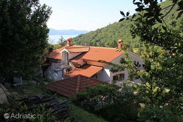 Property Mošćenička Draga (Opatija) - Accommodation 7749 - Apartments and Rooms with pebble beach.