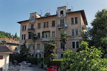 Property Opatija (Opatija) - Accommodation 7750 - Apartments with pebble beach.