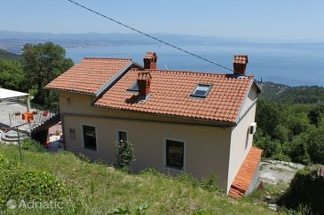Property Poljane (Opatija) - Accommodation 7752 - Apartments with pebble beach.