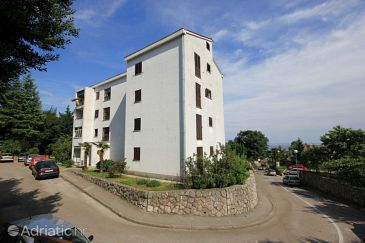 Property Lovran (Opatija) - Accommodation 7754 - Apartments with pebble beach.