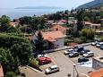 Parking lot Lovran (Opatija) - Accommodation 7754 - Apartments with pebble beach.