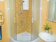 Bathroom - Studio flat AS-7756-b - Apartments Oprić (Opatija) - 7756