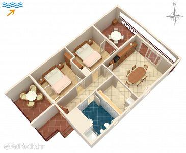 Apartment A-778-a - Apartments Stomorska (Šolta) - 778
