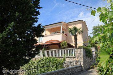 Property Lovran (Opatija) - Accommodation 7782 - Apartments with pebble beach.