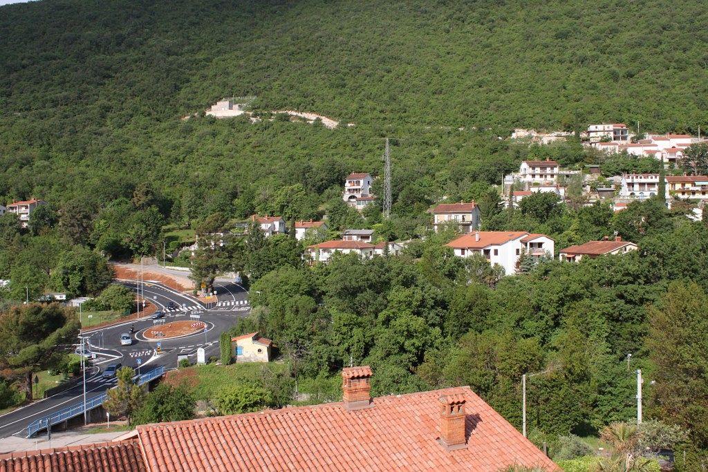 Apartmány s parkoviskom v meste Mošćenička Draga - 7786
