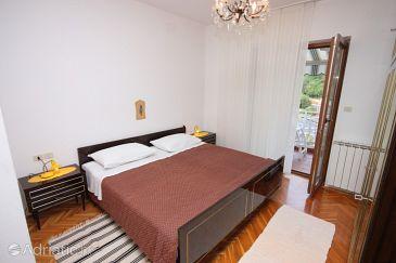 Mošćenička Draga, Bedroom u smještaju tipa room, WIFI.