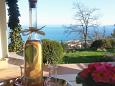 Terrace - view - Apartment A-7809-a - Apartments Lovran (Opatija) - 7809