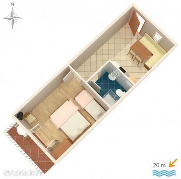 Apartment A-781-b - Apartments Stomorska (Šolta) - 781