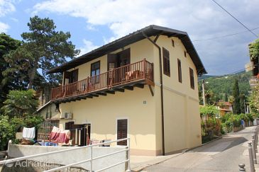 Property Lovran (Opatija) - Accommodation 7810 - Apartments near sea with pebble beach.