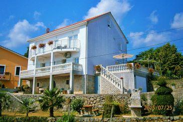 Property Poljane (Opatija) - Accommodation 7821 - Apartments with pebble beach.