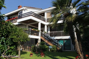 Property Opatija (Opatija) - Accommodation 7831 - Apartments with pebble beach.