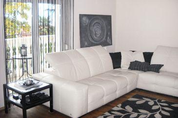 Lovran, Living room u smještaju tipa apartment, dopusteni kucni ljubimci i WIFI.