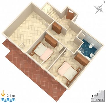 Dom K-7843 - Willa Opatija - Pobri (Opatija) - 7843