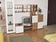 Marušići, Living room u smještaju tipa apartment, WIFI.