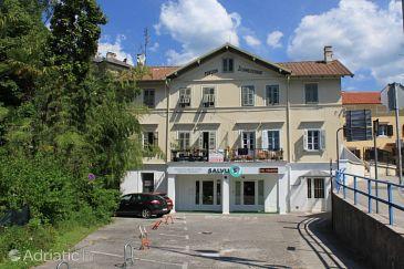 Property Opatija (Opatija) - Accommodation 7891 - Apartments with pebble beach.