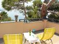 Terrace 1 - Apartment A-790-a - Apartments Brela (Makarska) - 790