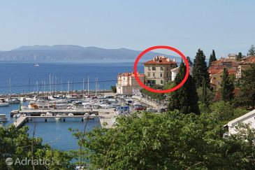 Property Opatija - Volosko (Opatija) - Accommodation 7901 - Apartments near sea.
