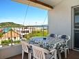 Terrace - Apartment A-792-b - Apartments Betina (Murter) - 792