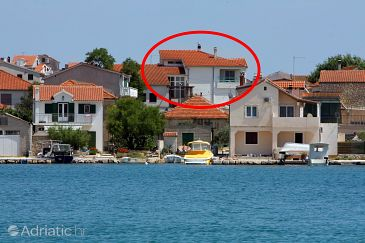 Property Betina (Murter) - Accommodation 792 - Apartments near sea.