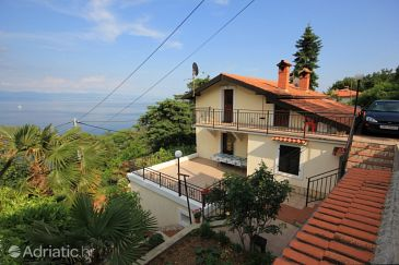 Property Medveja (Opatija) - Accommodation 7924 - Apartments near sea with pebble beach.