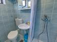 Mali Lošinj, Bathroom u smještaju tipa studio-apartment, WIFI.