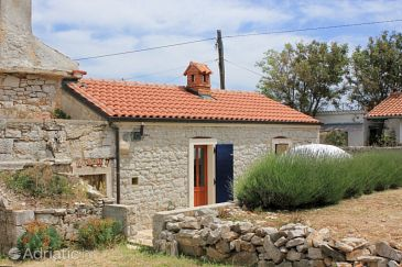 Property Stivan (Cres) - Accommodation 7947 - Vacation Rentals with pebble beach.