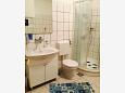 Bathroom - Apartment A-796-b - Apartments Jezera (Murter) - 796