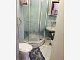 Bathroom - Apartment A-796-c - Apartments Jezera (Murter) - 796