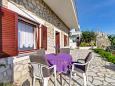 Terrace - Apartment A-7974-a - Apartments Mali Lošinj (Lošinj) - 7974