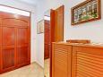 Hallway - Apartment A-8008-a - Apartments Artatore (Lošinj) - 8008