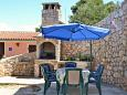 Terrace 2 - Apartment A-8029-a - Apartments Veli Lošinj (Lošinj) - 8029