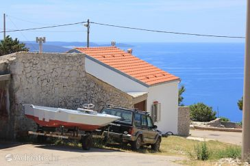 Property Ustrine (Cres) - Accommodation 8037 - Vacation Rentals with pebble beach.