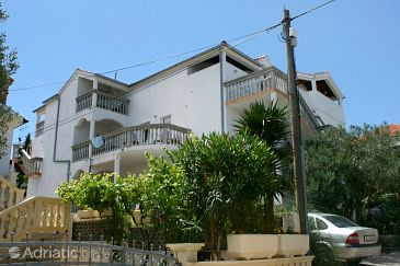 Property Murter (Murter) - Accommodation 804 - Apartments with sandy beach.