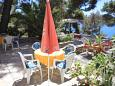 Terrace - Studio flat AS-8054-b - Apartments Mali Lošinj (Lošinj) - 8054