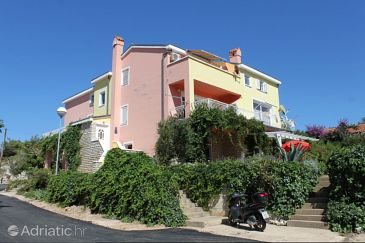 Property Mali Lošinj (Lošinj) - Accommodation 8056 - Apartments near sea with pebble beach.